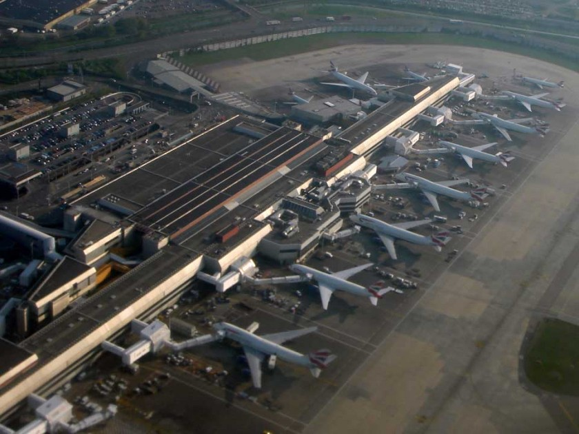 Os aeroportos mais divertidos do mundo